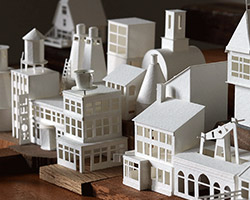 Бумажный метрополис by Charles Young