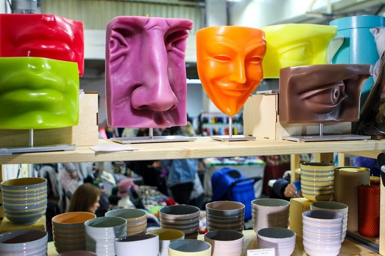 18 - 19 февраля предпраздничная ярмарка ART WEEKEND в ARTPLAY!