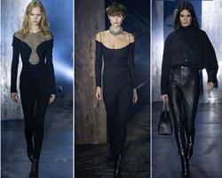 Новая коллекция Alexander Wang – черная простота