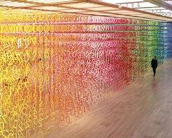 «Лес цифр» в 100 оттенков by Emmanuelle Moureaux