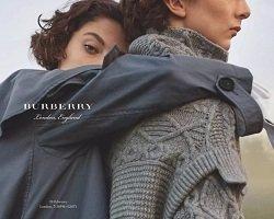 Новая коллекция Burberry весна-лето 2017