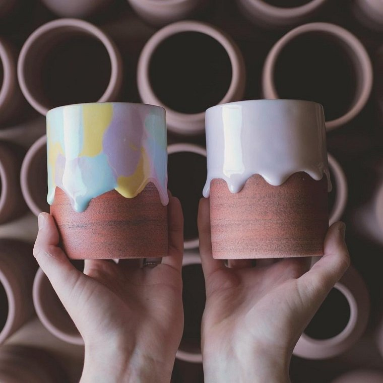 Разноцветная керамика by Brian Giniewski