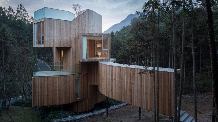 Дизайнерская мини-гостиница by Bengo Studio