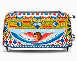 Кухонные приборы с сицилийским орнаментом by Dolce&Gabbana