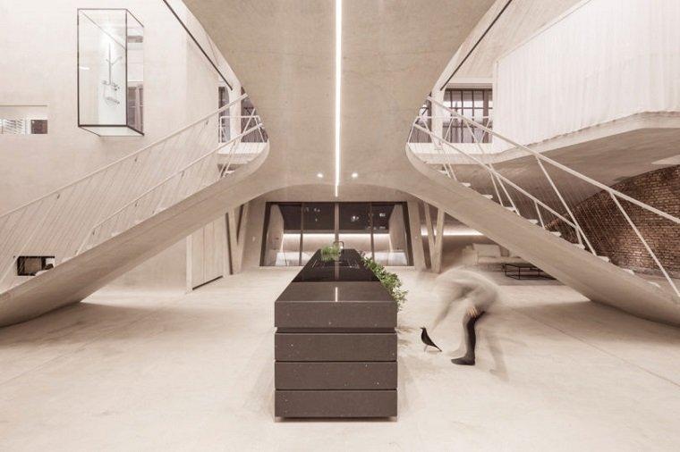 Стильный двухэтажный лофт в Зальцбурге