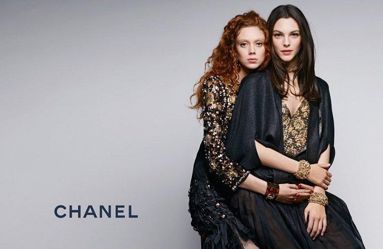 Новая коллекция Chanel pre-fall 2017