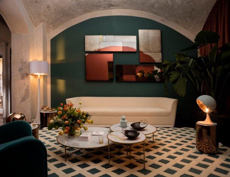 4 стильных интерьера от дизайнерского бреда Se