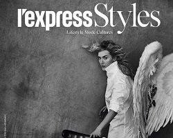 Кейт Уинслет на обложке L'Express Styles