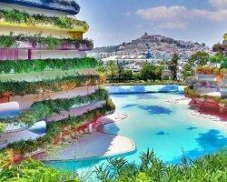 Гламурные апартаменты на курортной Ибице