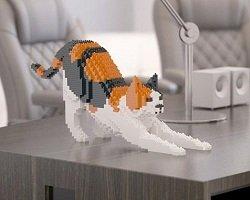 Lego-кошки от копании JEKCA