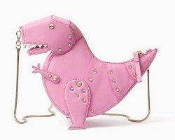 Модная сумочка-динозавр by Kate Spade