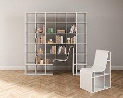 Дизайнерская мебель для экономии пространства