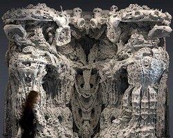 Грот из песка в технологии 3D-печати