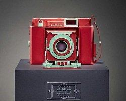 Винтажные фотокамеры из бумаги by Lee Ji-hee