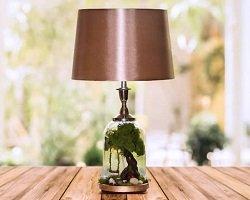 Лампы со сказочным декором by Nupur Das Gupta