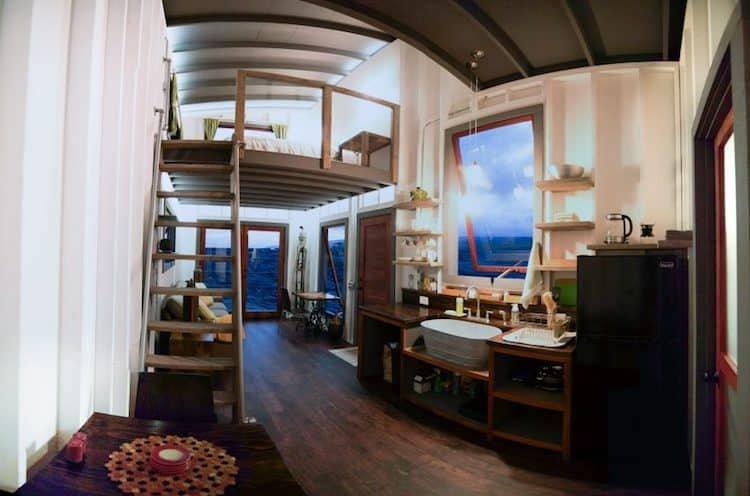 Phoenix House – комфортный отдых с видом на вулкан