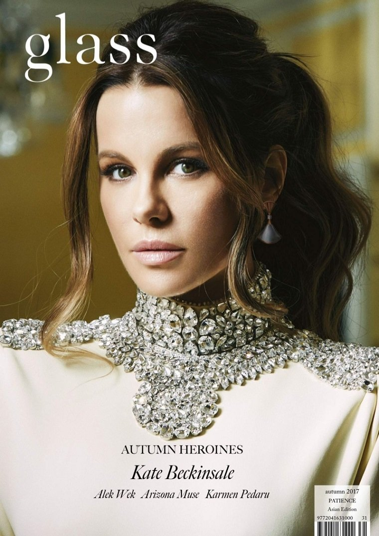Элегантные фото Kate Beckinsale для Glass Magazine