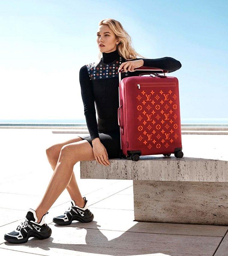 f3e946fc Новая коллекция аксессуаров для багажа от модной марки Louis Vuitton
