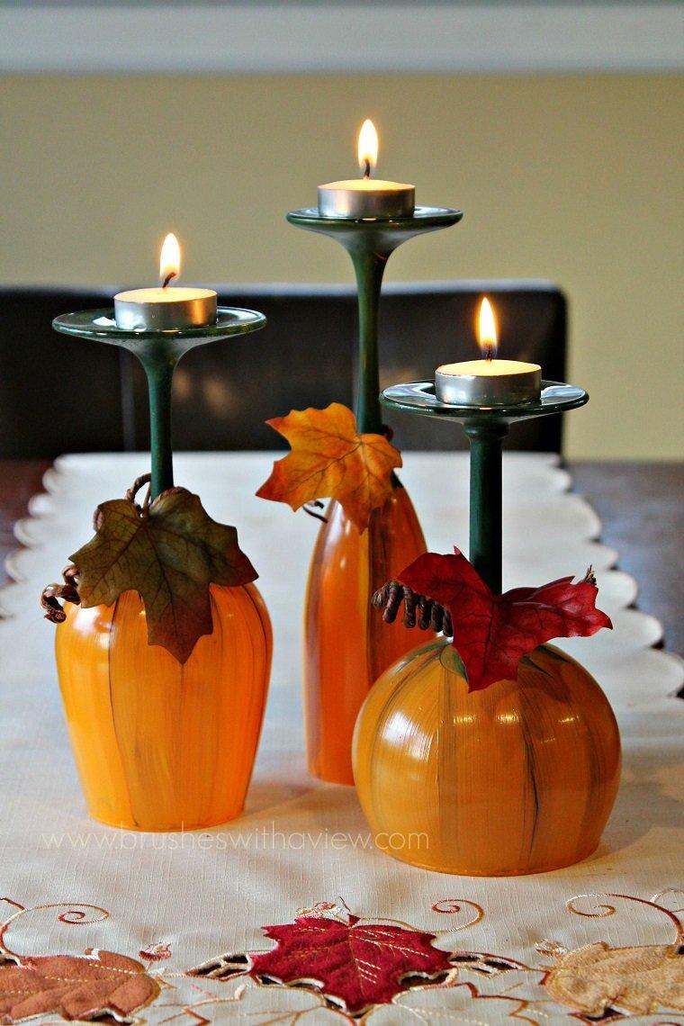Handmade декор в осеннем стиле