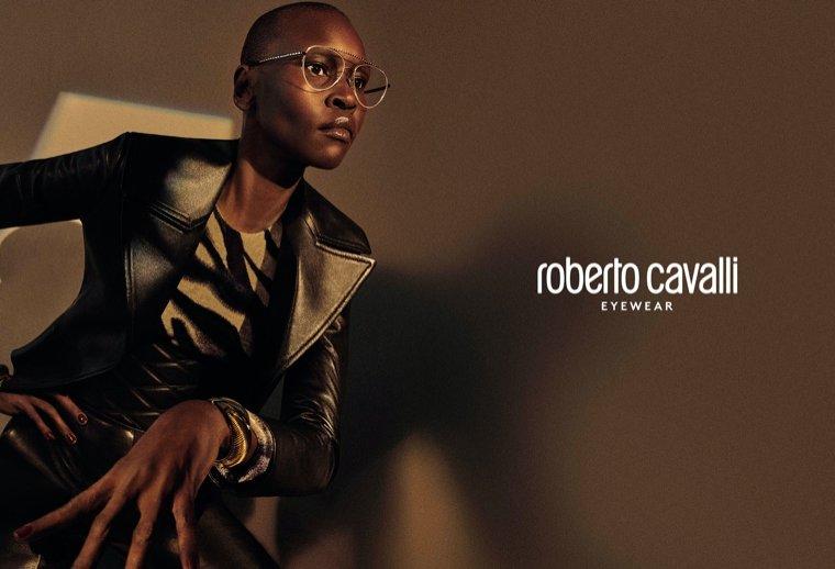 Алек Век в гламурной фотосессии для Roberto Cavalli