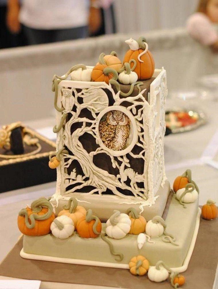 Жутко аппетитные торты и кексы к Хэллоуину