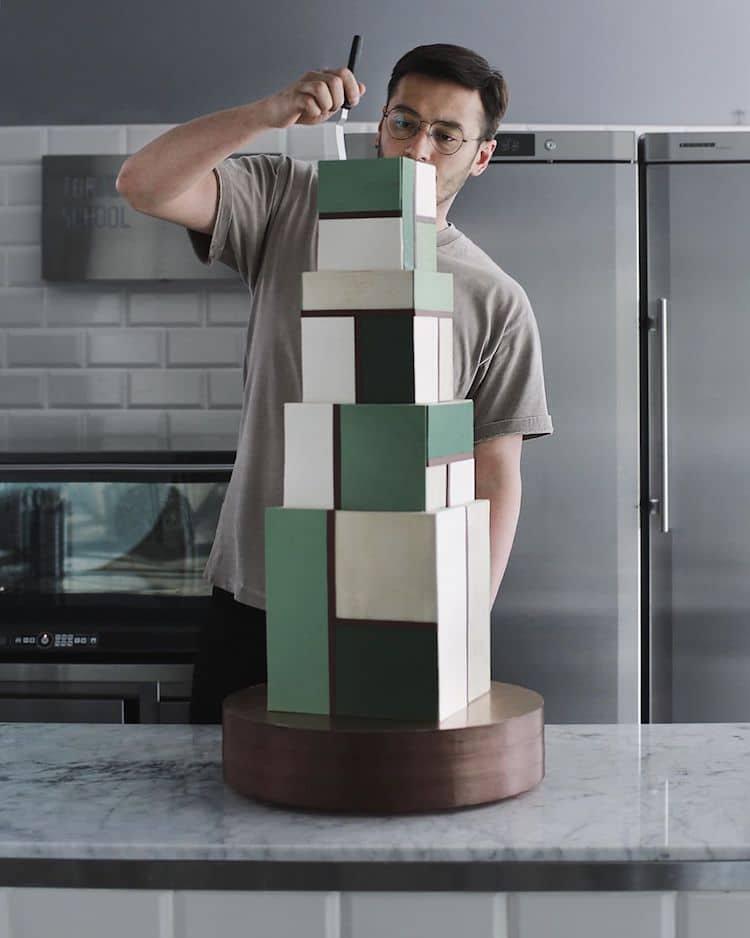 Творческий фуд-дизайн – торты или музейные экспонаты?