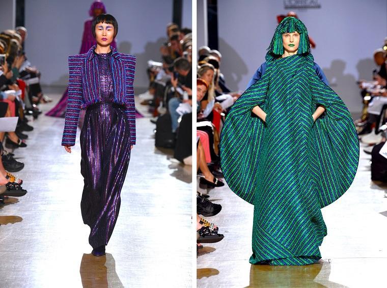 Fashion-коллекция из ресайклинг материалов