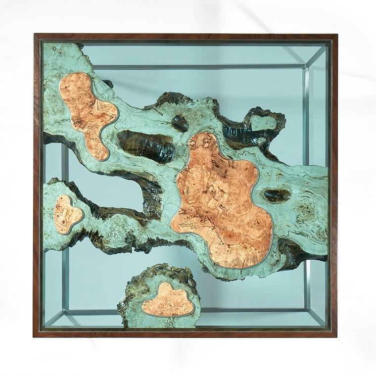 Острова в океане в дизайнерской мебели by Greg Klassen