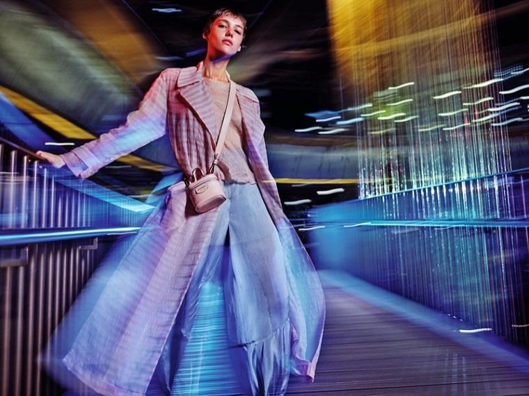 Fashion коллекция весна 2020 от Armani
